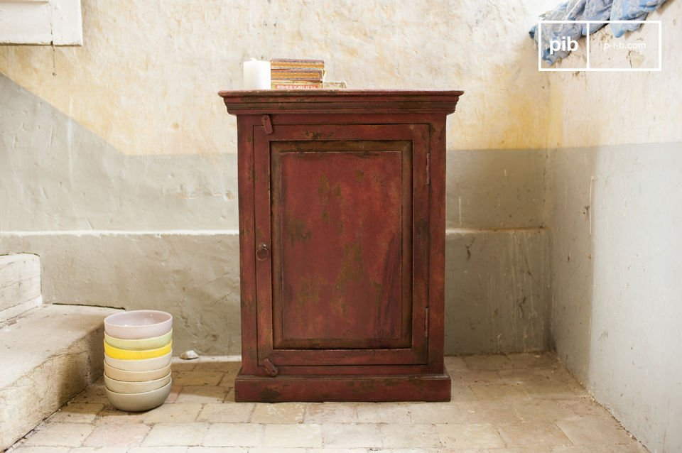 Mobile da bagno enéa romantico pezzo di arredamento pib