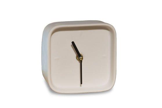 Orologio di porcellana Fjorden Foto ritagliata