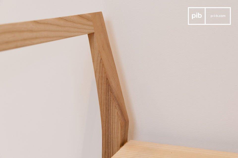 La panca Nöten è caratterizzata dalla tipica leggerezza del design scandinavo