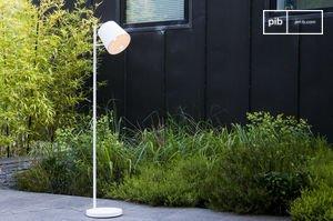 Lampada da terra Jayjay Realizzata in solido faggio | pib