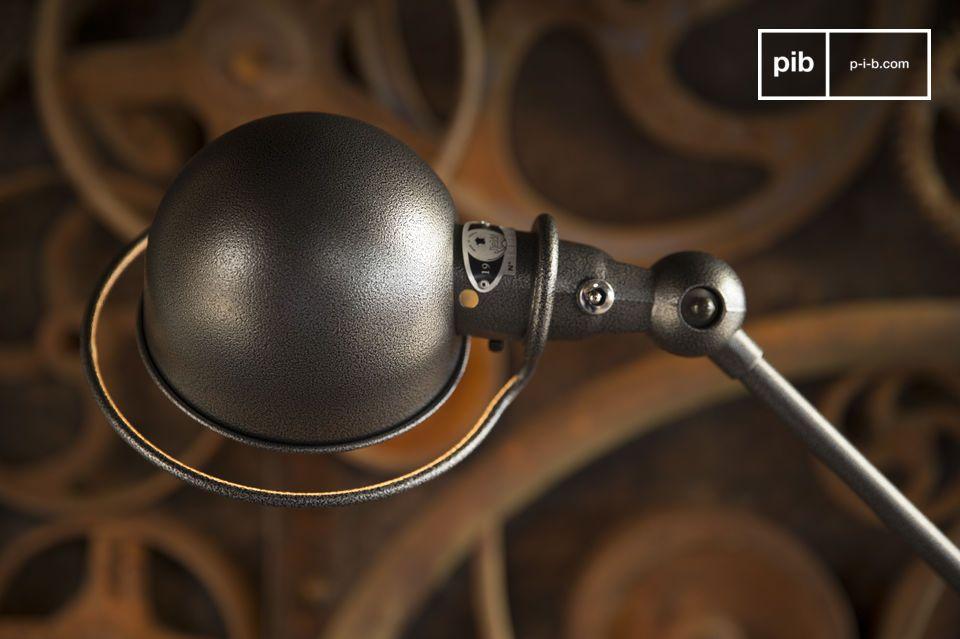 Illuminate i vostri interni con queste lampade da terra design icona dello stile industriale