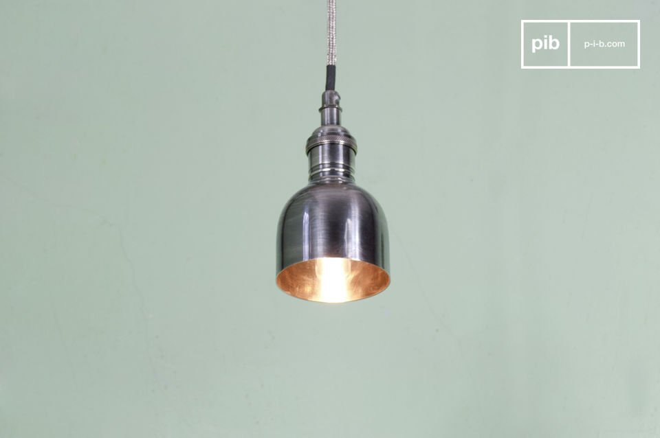Piccolo lampadario a campana