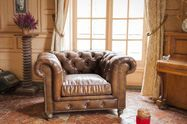 Poltrona Chesterfield Saint Paul