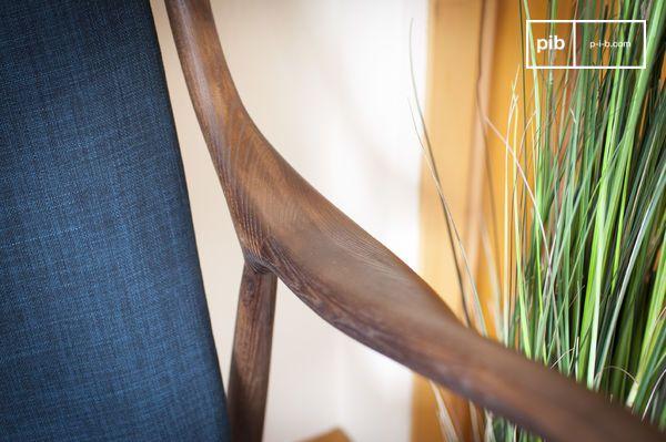 Poltrona doppia in legno di frassino Graham - a strappo   pib