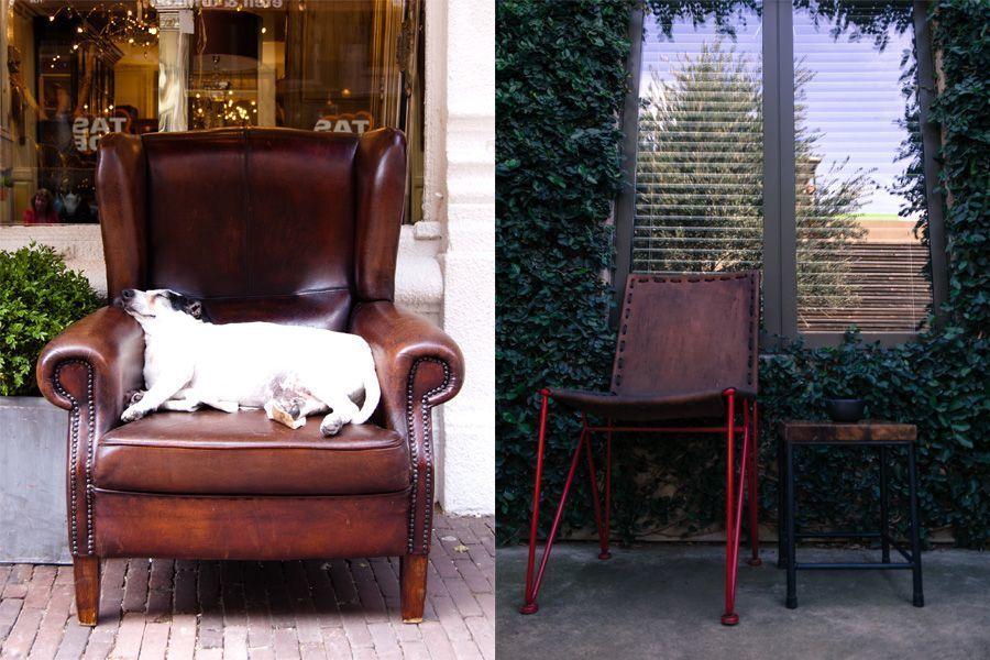poltrona e sedia