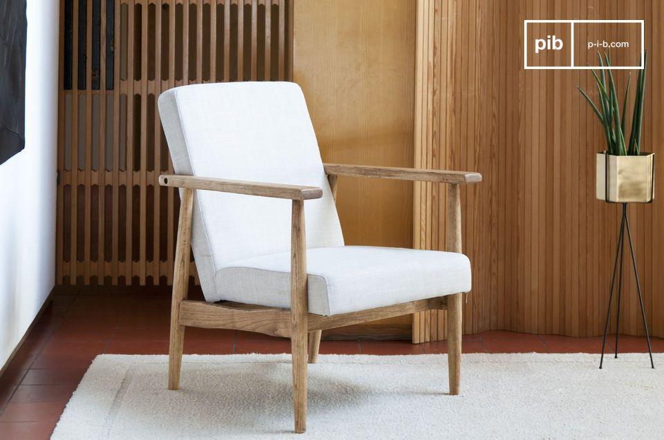 Comfort, sobrieta' e legno naturale