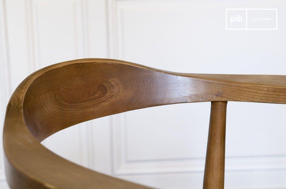 Un design senza tempo e una seduta comoda