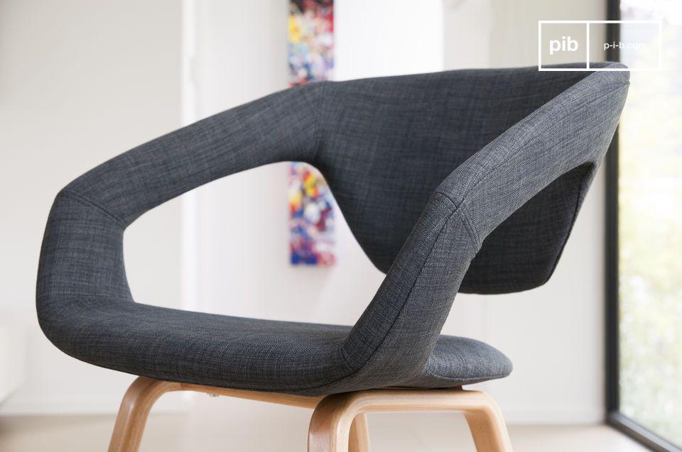 Forme uniche e sedile ergonomico