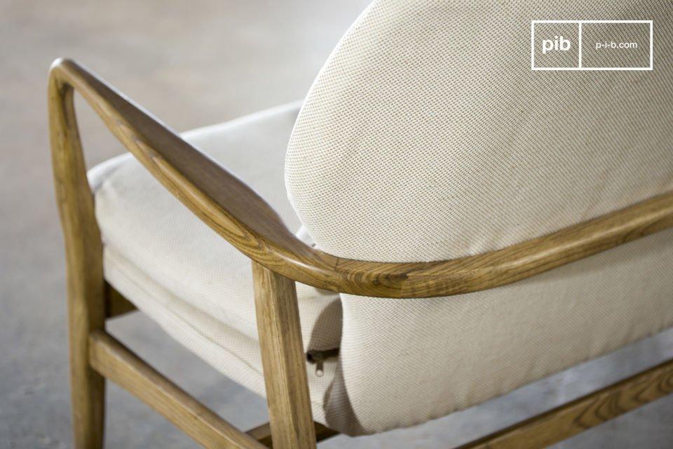 Grande comfort e eleganza tipica dello stile nordico