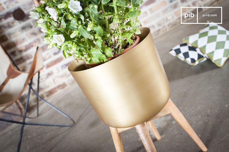 Un oggetto decorativo e di tendenza per valorizzare le vostre piante
