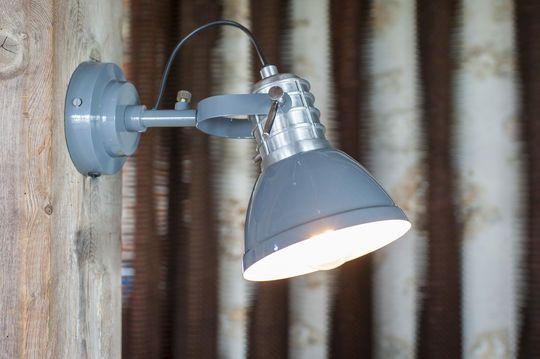 Postalys lampada da parete girevole
