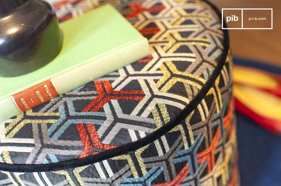 Poltrona pouf colorata per il vostro soggiorno