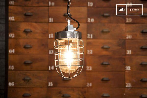 Prestine Hanging Light