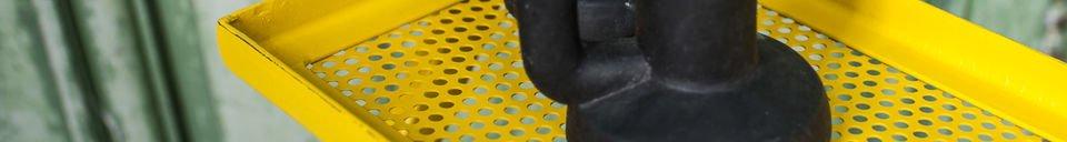 Materiali prima di tutto Scaffale in metallo Leffle