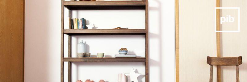 Scaffali moderni scandinavi, presto di nuovo in collezione