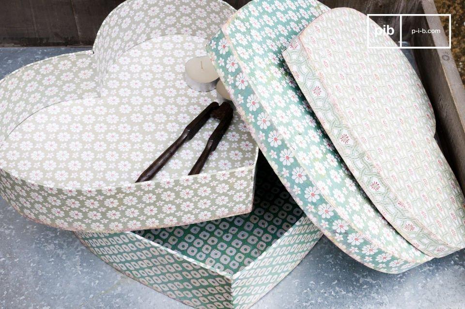 Porta la freschezza della primavera in casa tua con queste scatole gioiose