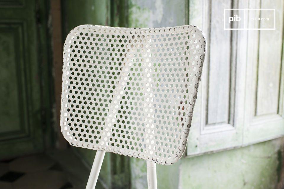 Se avete bisogno di una sedia dal design originale, le sedie bistrot Métalo sono perfette