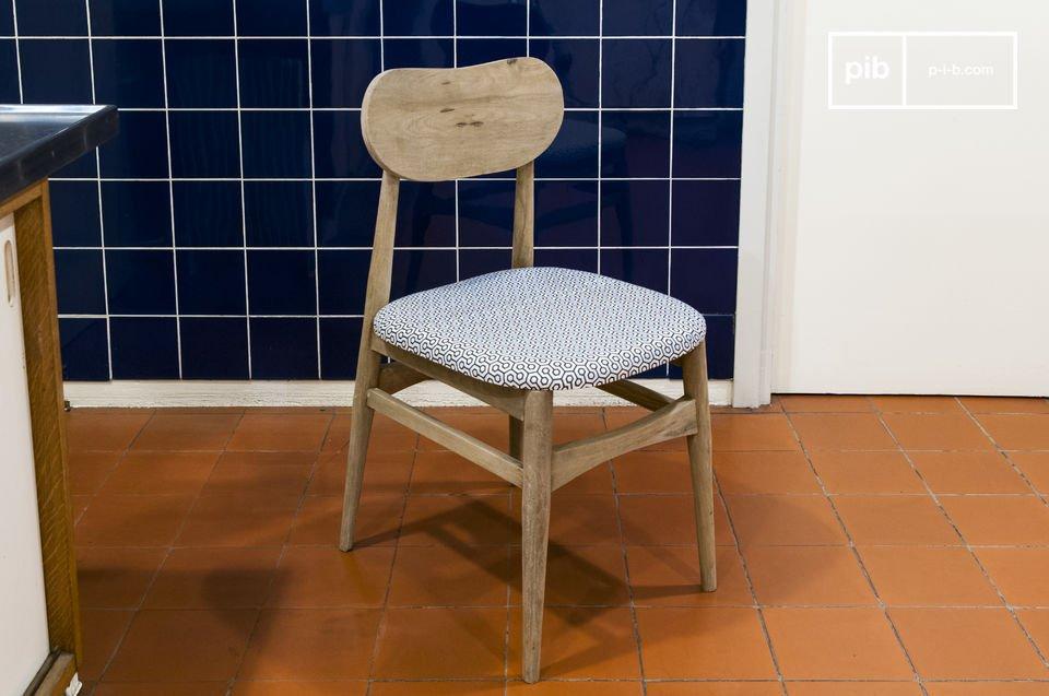 La sedia Jotün è facile da abbinare ai vostri mobili