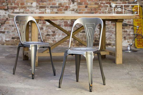 Sedia tolix una vera icona di design per completare il for La sedia nel design