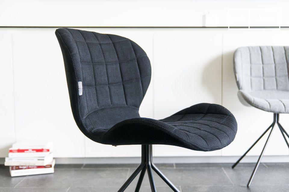 La sedia Hetsik è la combinazione perfetta di comodità e eleganza