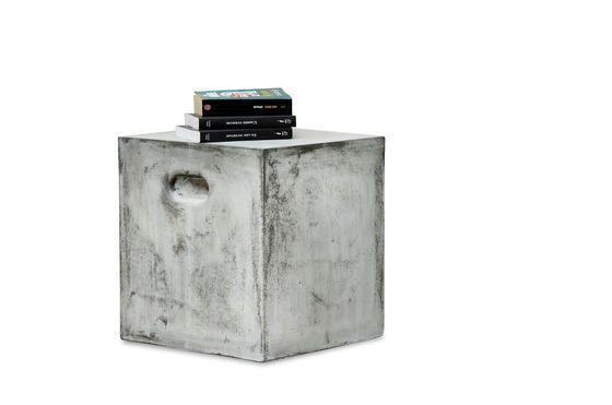 Sedia occasionale cubica Smaton Foto ritagliata
