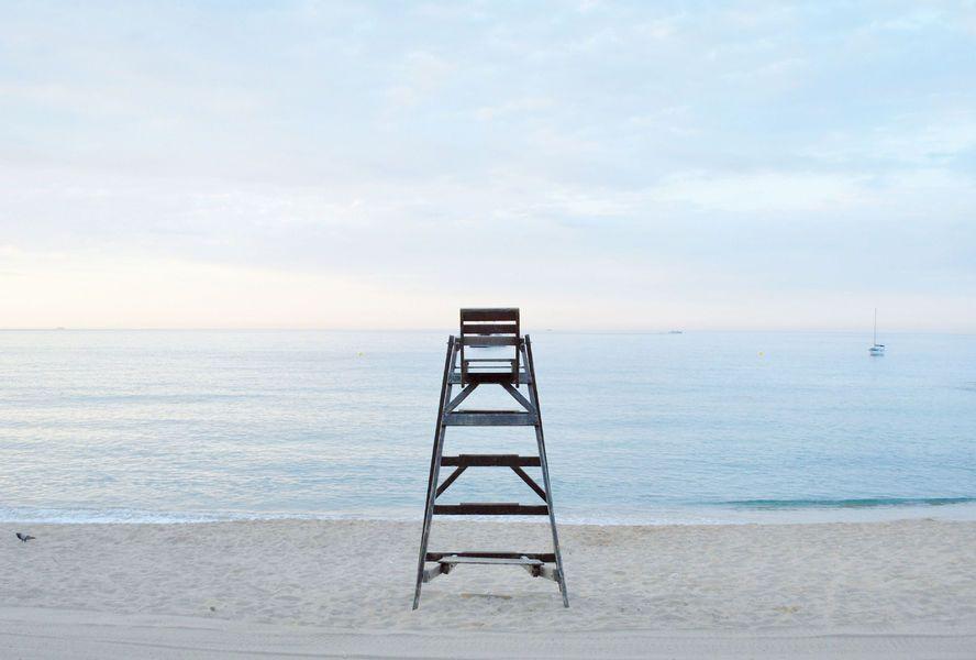 sedie su mare