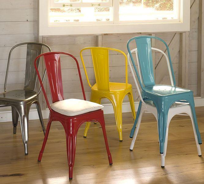sedie tolix colorate