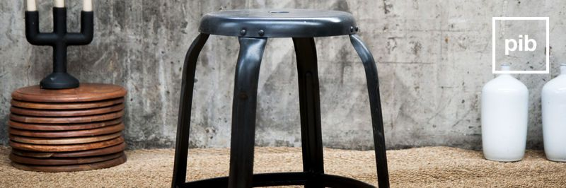 Sgabelli design industriale, presto di nuovo in collezione