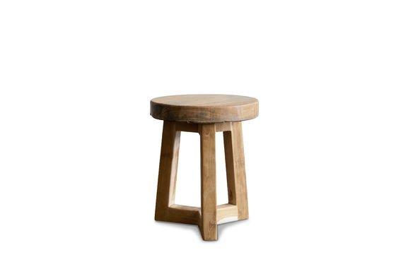 Sgabello in legno Maverick Foto ritagliata