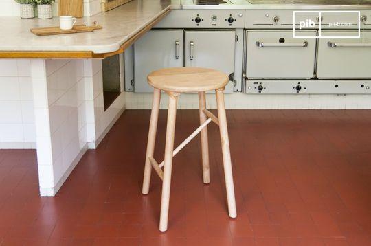 Sgabelli legno cucina classica: addio vecchia cucina arredamento