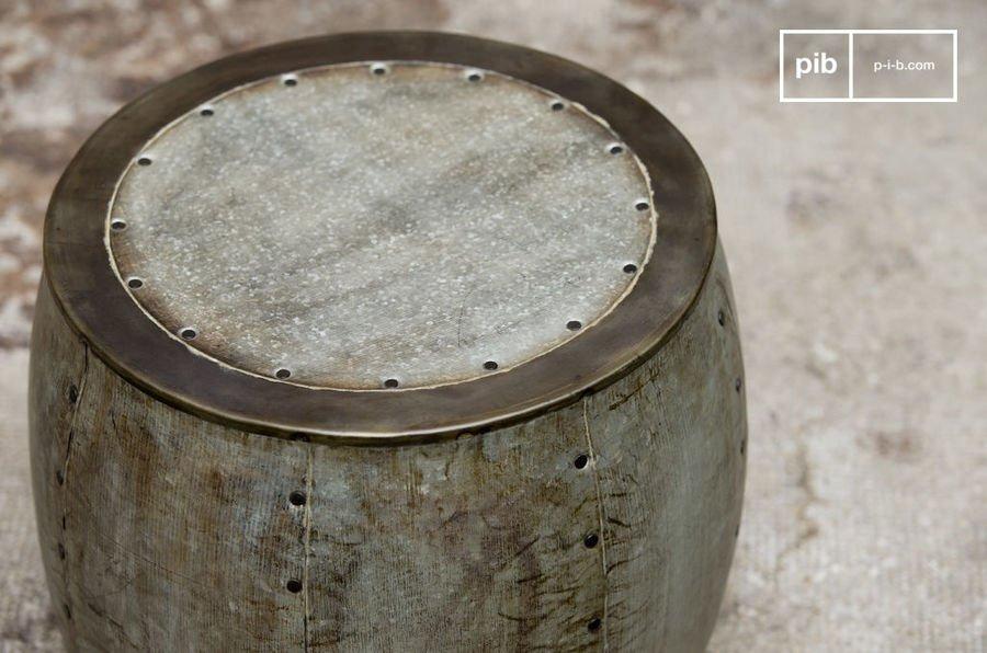 Sgabello Metallico Tubisteel