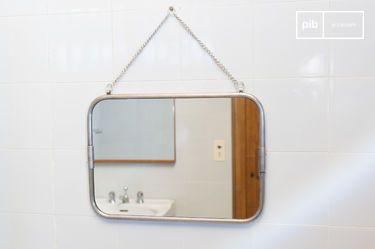 Specchio a catena a pareteGabin