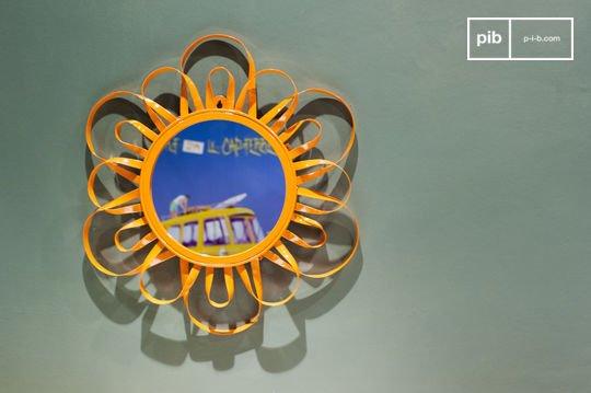 Specchio arancione Aurinko