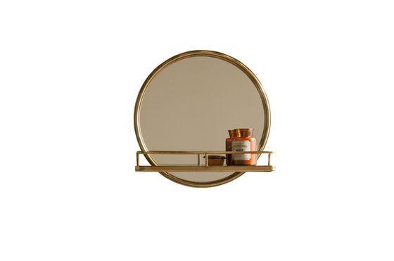 Specchio con mensola Clémentine Foto ritagliata