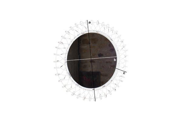 Dimensioni del prodotto Specchio Juliet