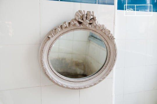 Specchio Justine