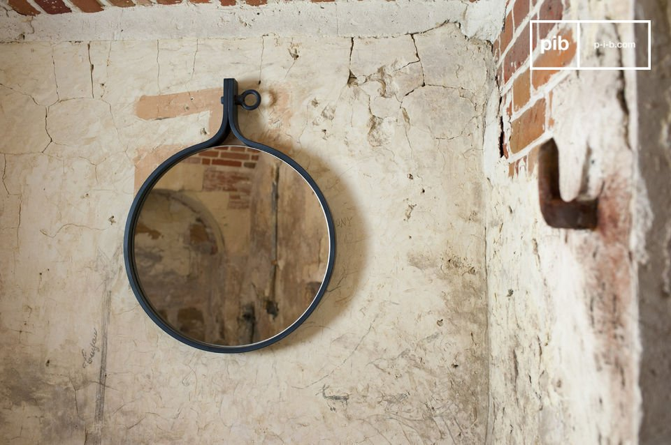 Aggiungi a una parete un tocco in stile Industrial