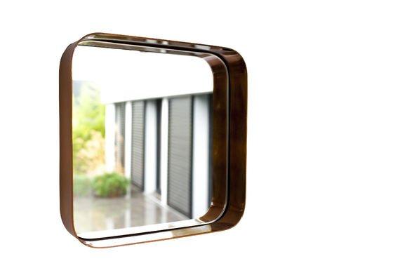 Specchio quadrato Lena Foto ritagliata