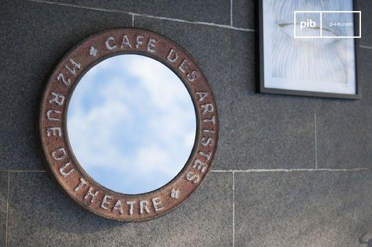 Specchio Rue du Théâtre