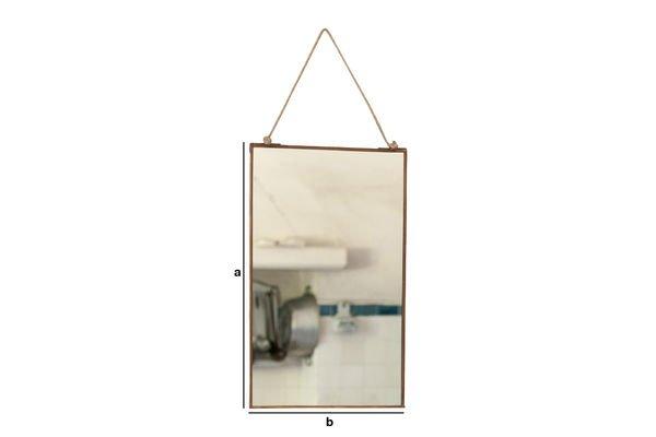 Dimensioni del prodotto Specchio Solliès-Pont