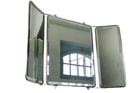 Specchio stile Triptych Foto ritagliata