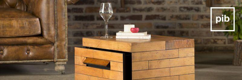 Tavolini da salotto, presto di nuovo in collezione