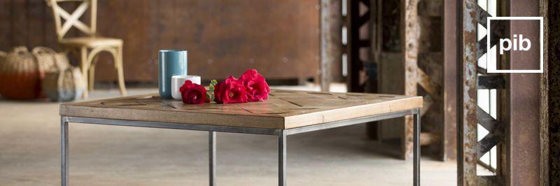 Tavolini da salotto quadrati