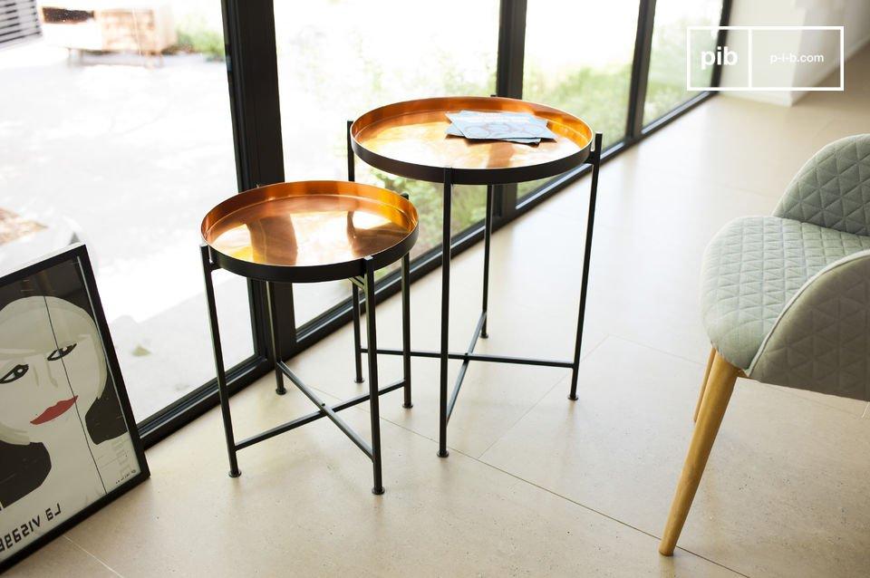 Un pratico set con l'eleganza dello stile Scandinavo
