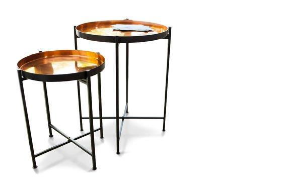 Tavolino a due pezzi Lloyd Foto ritagliata