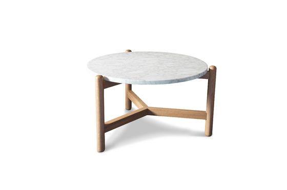 Tavolino Basso in marmo Västra Foto ritagliata