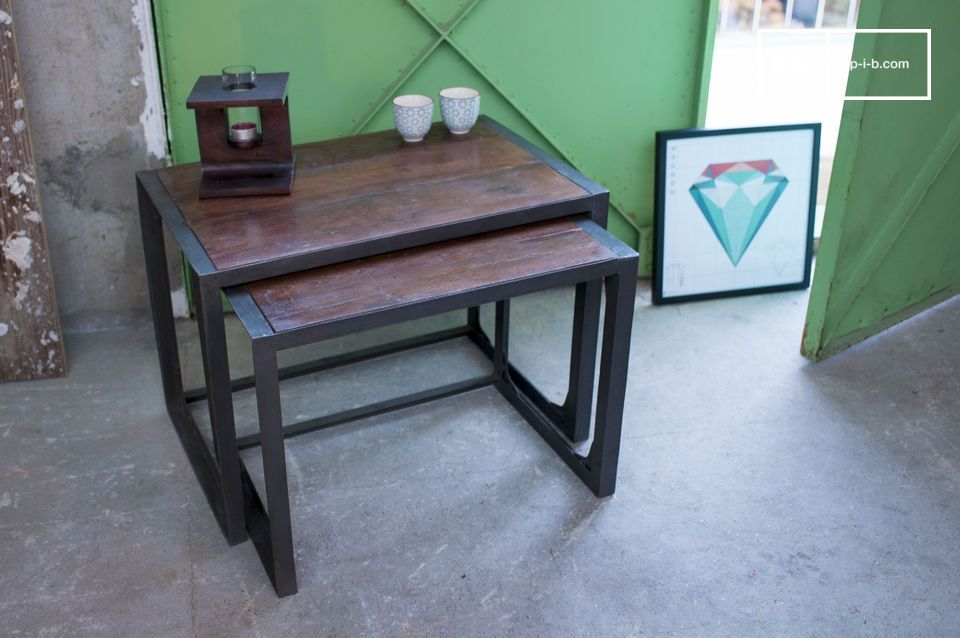 Tavolino combinabile Bold