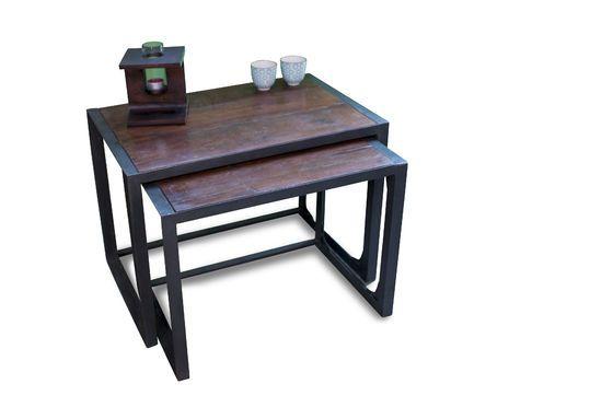 Tavolino combinabile Bold Foto ritagliata