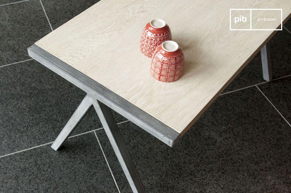 Una coppia di tavolini dal fascino nordico