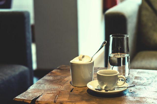 tavolino da caffe bar